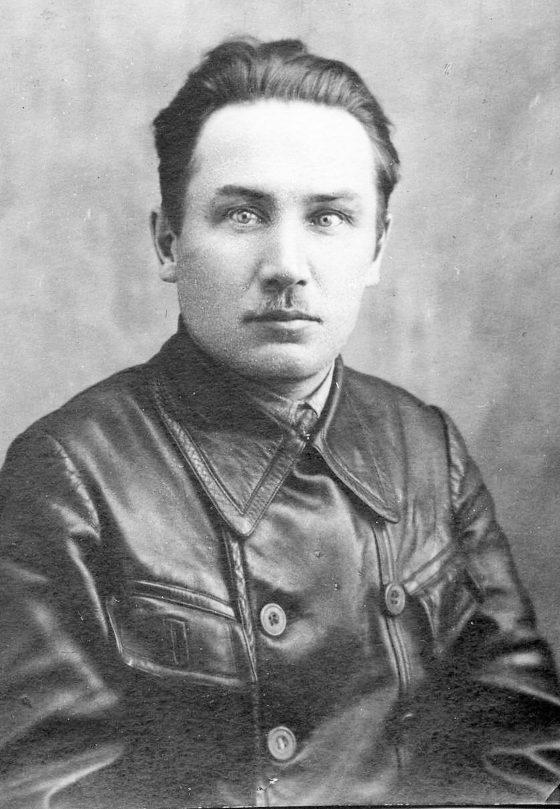 Александр Салов-Азин