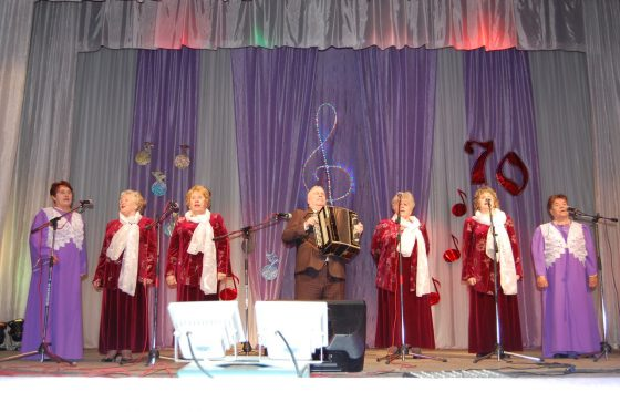 Юбилей Петра Любимова, 70 лет