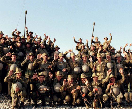 Афганцы 1989