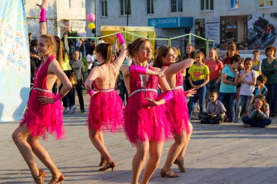 танцы 3